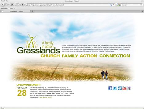 Grasslandsweb