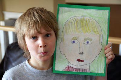 Si-self-portrait